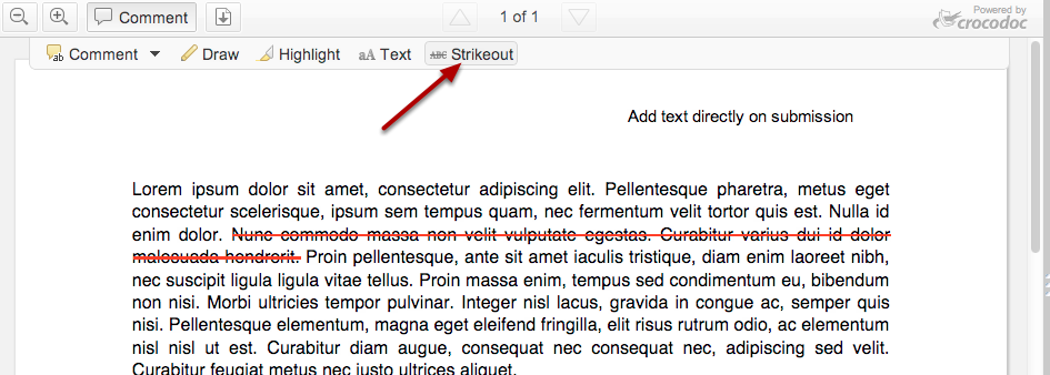 pdf remove comments annotation highlight for sharing